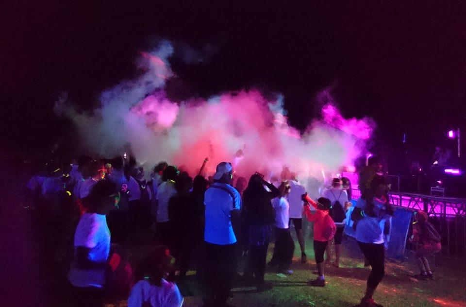 Holi Run Party la Garde